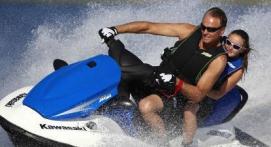 Randonnée en Jet Ski dans le bassin d'Arcachon