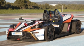 Baptême en KTM X-BOW R - Circuit Paul Ricard Driving Center