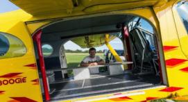 Saut en Parachute en ouverture automatique à Dijon en bourgogne