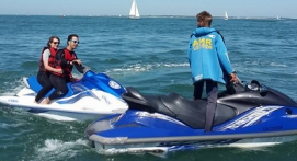Randonnée en Jet-Ski à La Rochelle