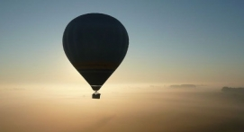 Vol en Montgolfière au dessus du Canton de Fribourg