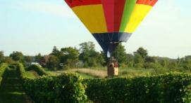 Vol en Montgolfière près de Bordeaux
