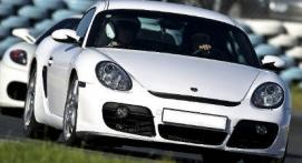Pilotage d'une Porsche Cayman S - Circuit de Haute-Saintonge