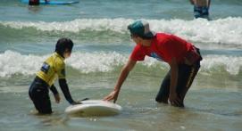 Cours de Surf découverte à Concarneau