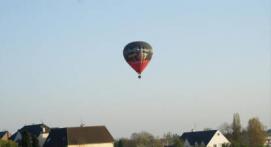 Vol en Montgolfière à Maroeuil près d'Arras