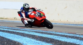Roulage en Moto Personnelle - Circuit Driving center Paul Ricard