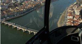Baptême en Hélicoptère - Vol découverte de Colmar