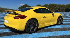 Stage de Pilotage en Porsche Cayman - Pôle Mécanique d'Alès
