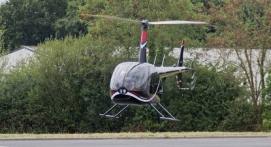 Initiation Pilotage Hélicoptère Cholet