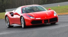 Stage de Pilotage en Ferrari 488 GTB - Circuit de Fay de Bretagne