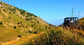 Randonnée en Buggy à Valberg