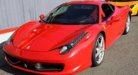 Stage de Pilotage en Ferrari 458 - Circuit d'Albi