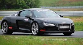 Baptême de Pilotage en Audi R8 - Circuit de l'Ouest Parisien
