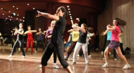 Cours de Fitness Bolly Aerobic à Paris
