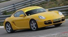 Stage de Pilotage en Porsche Cayman - Circuit du Luc