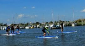 Cours découverte du Paddle à La Tranche-sur-Mer