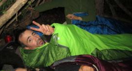 Stage de survie de 2 jours près d'Oyonnax dans le Haut Jura