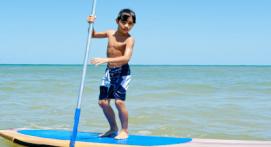 Cours particulier de Paddle à l'Île de Ré
