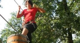 Parc Aventure et visite Parc Animalier Pont du casse