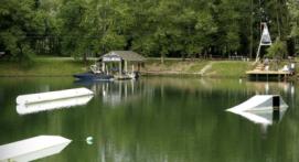 Sessions de bouées tractées en Gironde près Bordeaux