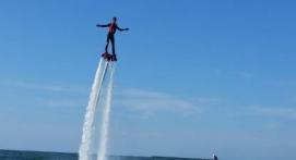 Initiation au Flyboard à Anglet