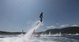 Initiation au Flyboard à Antibes