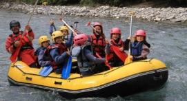 Rafting à Embrun