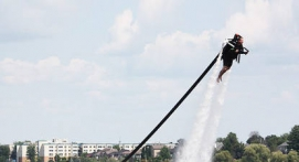 Initiation au Flyboard et HoverBoard près de Cannes