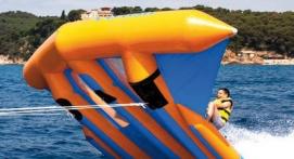 Bouée tractée Flyfish près de Toulon