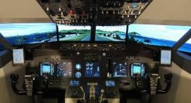 Simulateur de vol près de Sélestat