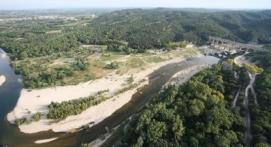 d Baptême en hélicoptère - Découverte du Pont du Gard et ses Châteaux
