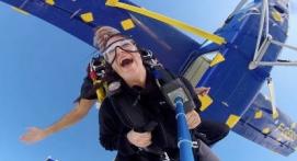 Saut en Parachute Tandem près de Lyon