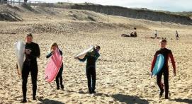 Location de Surf près de Bayonne