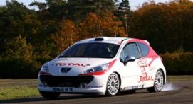 Stage de Pilotage Rallye en Peugeot 207 - Circuit de Loheac