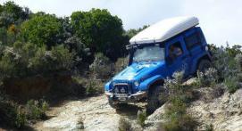 Randonnée Découverte en 4x4 en Balagne en Corse