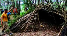 Stage de survie forestier sur 2 Jours près de Saint Etienne