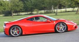 Stage de Pilotage en Ferrari 458 Spéciale - Circuit de la Ferté-Gaucher