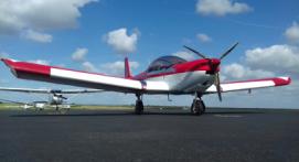 Initiation au pilotage d'avion près de La Rochelle