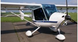 Initiation au pilotage d'avion à Alès