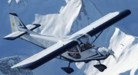 Initiation au pilotage d'avion sur Annecy