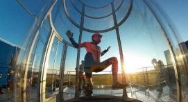 Simulateur de chute libre en soufflerie Indoor près de Chalon-sur-Saône
