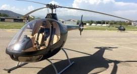 Vol Panoramique en hélicoptère à St-Tropez