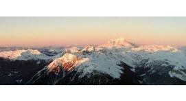 Baptême en hélicoptère - Vol privé à Val d'Isère au dessus des Alpes
