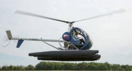 Initiation au Pilotage d'Hélicoptère sur un Hugues 300 à Rochefort