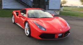 Baptême en Ferrari 488 GTB Italia - Circuit de l'Ouest Parisien