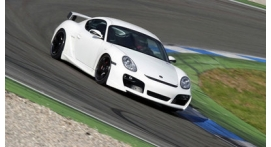 Stage de Pilotage en Porsche Cayman S - Circuit de Pau Arnos