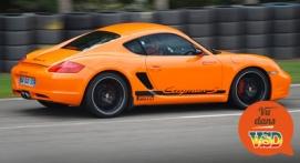 Stage de Pilotage en Porsche Cayman S - Circuit de Trappes