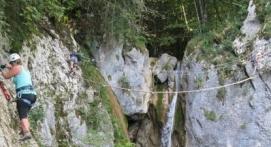 Via Ferrata à proximité de Grenoble