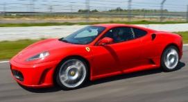 Pilotage d'une Ferrari F430 - Circuit de Chambley