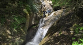 Initiation au Canyoning à Grenoble